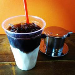 ヨーグルトコーヒー 520円